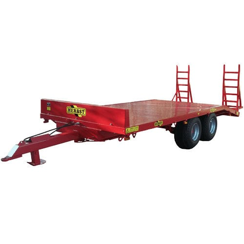 Herbst 7,5 ton trailer Image